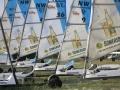 SPO / Ording / Strandsegler im Yachthafen
