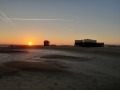 SPO / Bad / Sonnenuntergang Strand