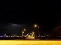 SPO / Bad / Seebruecke bei Nacht